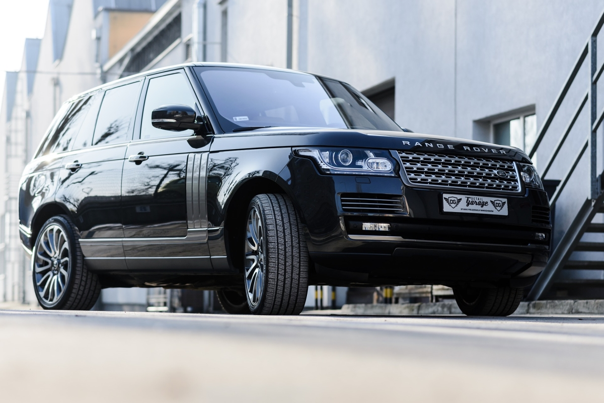 Range Rover, Discovery gearbox problem